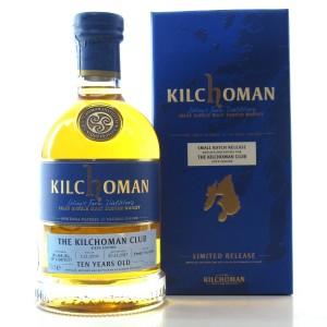 Kilchoman 2007 Small Batch 10 Year Old / Kilchoman Club 6th Edition