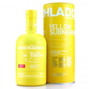 Bruichladdich 1991 Yellow Submarine 14 Year Old / WMD II