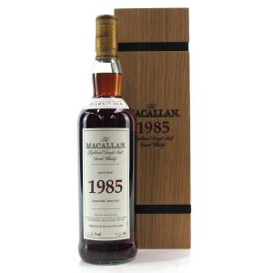 Macallan 1985 Fine and Rare 29 Year Old