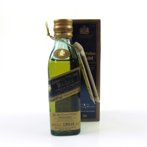 Johnnie Walker Blue Label 5cl