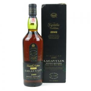 Lagavulin 1980 Distillers Edition