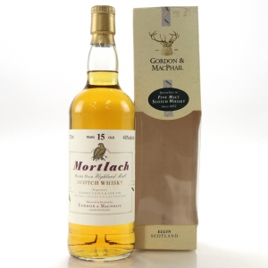 Mortlach 15 Year Old Gordon and MacPhail