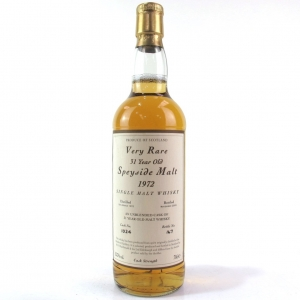 Glenlivet 1972 Very Rare 31 Year Old