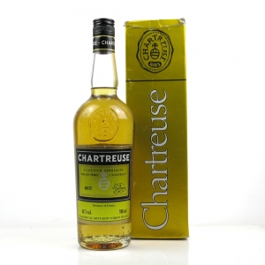 Chartreuse Voiron Yellow label