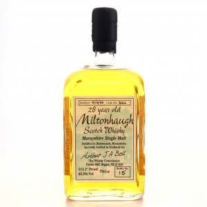 Balmenach / Miltonhaugh 1966 Whisky Connoisseur 28 Year Old