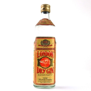 Expoen Max London Dry Gin Circa 1960s