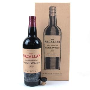 Macallan 1876 Replica