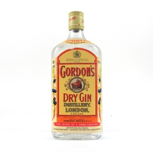 Gordons Dry Gin 1990s