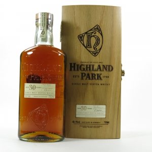 Highland Park 30 Year Old Front