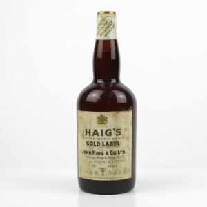 Haig's Gold Label Circa 1950/1960s
