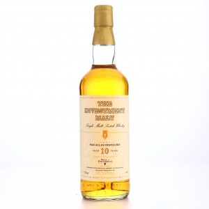 Macallan Duncan Taylor 10 Year Old / The Investment Malt