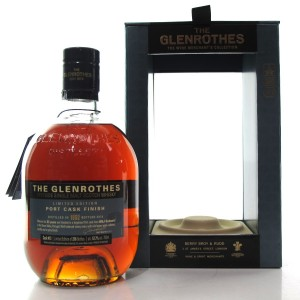Glenrothes 1992 Graham's Port Cask Finish 23 Year Old / Wine Merchant's Collection