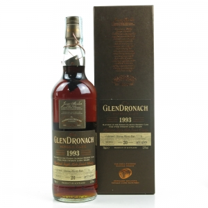 Glendronach 1993 Single Cask 20 Year Old