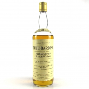 Tullibardine 10 Year Old 1970s