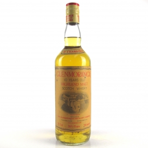 Glenmorangie 10 Year Old 1970s