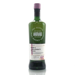 Bushmills 2001 SMWS 16 Year Old 51.5