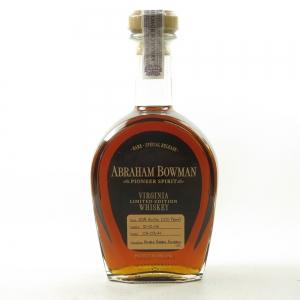 Abraham Bowman Pioneer Spirit Limited Edition