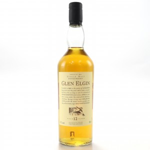 Glen Elgin 12 Year Old Flora and Fauna