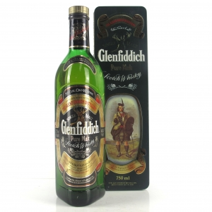 Glenfiddich Clans of the Highlands 75cl / MacDonald of Clanranald