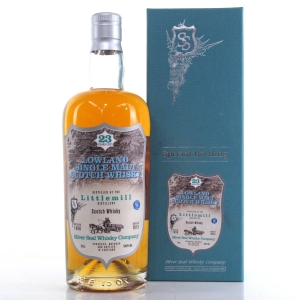 Littlemill 1990 Silver Seal 23 Year Old