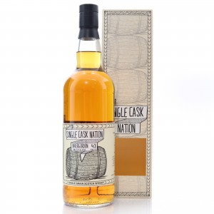 Invergordon 1974 Single Cask Nation 43 Year Old 75cl / US Exclusive