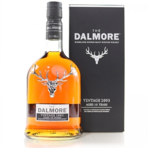Dalmore 2003 Vintage 10 Year Old