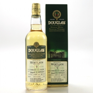 Mortlach 2004 Douglas of Drumlanrig 9 Year Old