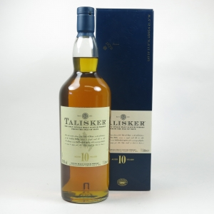 Talisker 10 Year Old 1 Litre