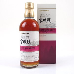 Miyagikyo 12 Year Old Sherry & Sweet 50cl