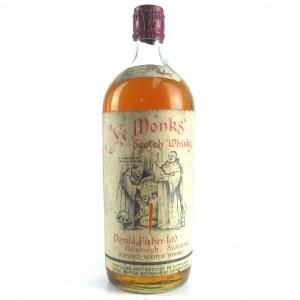 Ye Monks Scotch Whisky 1950s