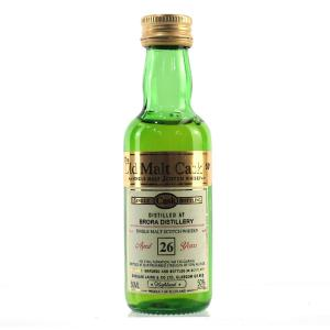 Brora Douglas Laing 26 Year Old Miniature 5cl