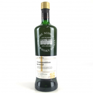 Glen Moray 2001 SMWS 16 Year Old 35.194