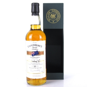 Cradle Mountain 15 Year Old Cadenhead's Single Cask