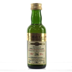 Caol Ila 26 Year Old Douglas Laing Miniature 5cl