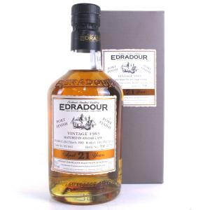 Edradour 1983 Single Cask 21 Year Old / Port Finish