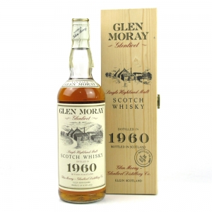 Glen Moray 1960 26 Year Old
