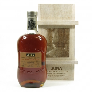 Isle of Jura 1988 Delme-Evans Select