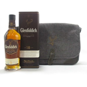 Glenfiddich 18 Year Old Small Batch Reserve / including Messenger Bag