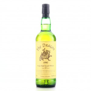 Highland Park 1990 The Dragon 19 Year Old Cask #900001