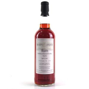 Diamond 2004 Whisky Broker 12 Year Old Guyana Rum