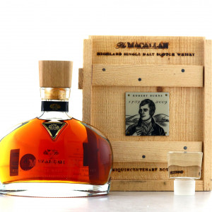 Macallan Robert Burns / 250th Anniversary