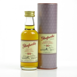 Glenfarclas 40 Year Old 5cl Miniature