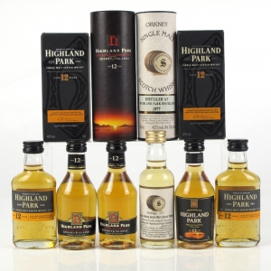 Miscellaneous Highland Park 6 x 5cl