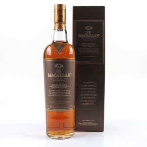 Macallan No.1 Edition / Taiwan Import