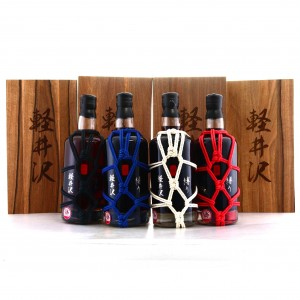 Karuizawa 1981 Wealth Solutions 35 Year Old 4 x 70cl / Shibari