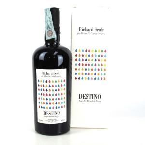 Foursquare Destino Blended Rum / Velier 70th Anniversary