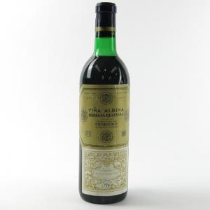 Viña Albina 1956 Rioja Reserva