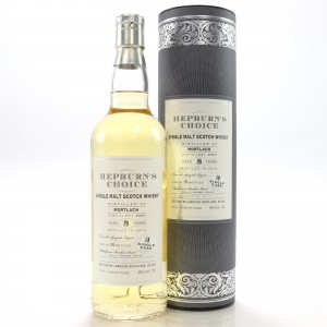Mortlach 2007 Hepburn's Choice 8 Year Old