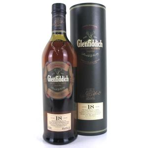 Glenfiddich 18 Year Old Ancient Reserve