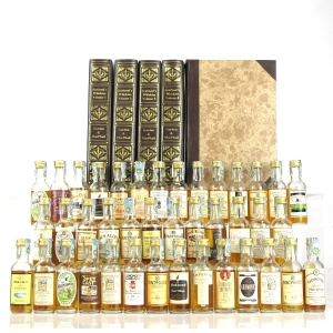 MacPhails Scotland's Whiskies Complete Collection Volume 1 to 5